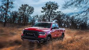 100 We Rode In Trucks 2019 Ram 1500 Rebel Quad Cab Review A Solid Pickup Truck Held Back