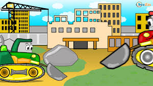 Heavy Construction Videos - Cartoons For Children Heavy Vehicles ...