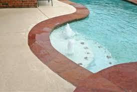 pool deck resurfacing concrete overlay