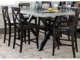 Liberty Furniture Keaton II5 Piece Gathering Table Set