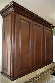 kitchen cabinet trim molding inset light rail molding in maple