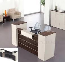 Modern Front Desk Office Reception Hotel Table Design 1