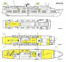 Disney Fantasy Deck Plan 11 by Hhvferry Com Deckplans