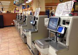 Kroger Customer Service Desk Duties by If It Departments Were Like Self Service Check Out Lines U2013 Bmc Blogs