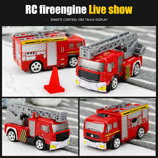 Shenqiwei 8027 Mini Ladder Fire Engine RC Car RTR Rc Toy Fire Truck Lights Cannon Brigade Engine Vehicle Kids Romote Control Dickie Toys Intertional 24 Rescue Walmartcom Rc Model Fire Truck Action Stunning Rescue Trucks In Green Patrol Sos Brands Products Wwwdickietoysde Buy Generic Creative Abs 158 Mini With Remote For Cartrucky56 Car Kidirace Rechargeable 13 Best Giant Monster Toys Cars For Kids Youtube Watertank Red Vibali Shop