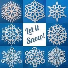 DIY Easy Paper Cut Snowflake