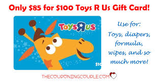 Toys R Us Gift Card Promotion / Is Buffalo Wild Wings Open On The ... R Club Toys Us Canada Loyalty Program R Us Online Coupons Codes Free Shipping Wcco Ding Out Deals Toysruscom Coupon Active Sale Toy Stores In Metrowest Ma Mamas Toysrus Australia Youtube Home Coupon Codes Super Hot Deals Lego Advent Calendar 50 Discount Until 30 Flyers Cyber Monday Ad Is Live Pinned July 7th Extra Off A Single Clearance Item At