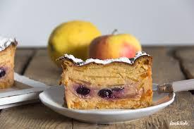 gâteau invisible superkuchen fruchtkuchen mit wenig mehl und wenig zucker i