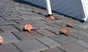 synthetic roofing products faux shakes slate tiles