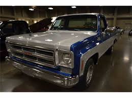 1975 GMC Sierra For Sale | ClassicCars.com | CC-1024209 The Crate Motor Guide For 1973 To 2013 Gmcchevy Trucks Chevrolet Ck Wikipedia 1975 Gmc Sierra For Sale Classiccarscom Cc1024209 Car Brochures And Truck Suburban Photos Southern Kentucky Classics Chevy History Siera Grande Two Tone Pickup Stock Photo 160532215 Wikiwand Indianapolis 500 Official Special Editions 741984 160532306