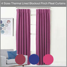 Thermal Lined Curtains Australia by Thermal Lining Window Curtains Ebay