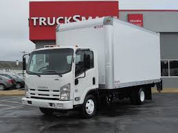 2013 ISUZU NPR-HD 16 FT BOX VAN TRUCK FOR SALE #590678