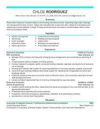 Administrative Assistant Resume Example Elegant 47 Re