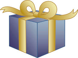 Clipart Birthday Present Free