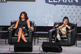 Michelle Obama Empty Chair by Pics Michelle Obama Missy Elliott Queen Latifah Diane Warren