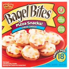 Panera Pumpkin Bagel Points Plus by Bagels