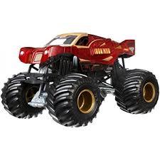 Fitur Dan Harga Hot Wheels Monster Jam 1:24 Die-Cast Ironman ...