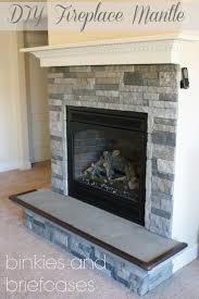 Gas Light Mantles Home Depot by Best 25 Grey Stone Fireplace Ideas On Pinterest Open Living