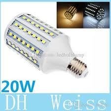 20w 1800 lumens led bulbs corn light e27 e14 b22 high bright led