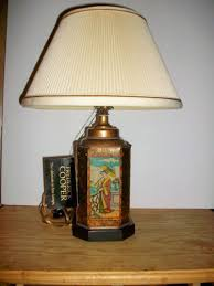 Frederick Cooper Table Lamps Brass by Frederick Cooper Vintage Beautiful Oriental Asian Design Brass