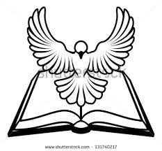 holy spirit dove drawing