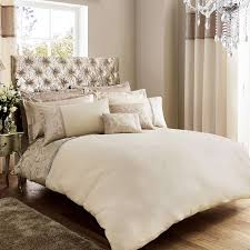 Natural Lucia Duvet Cover
