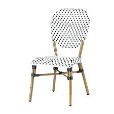 chaise en rotin but fauteuil en rotin blanc design s meilurs modas salon chaise