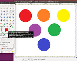 Simply Use The Color Picker And Click On Red Circle You Will Have Copied It Now Shade That See Photo Below