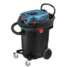 Bosch 14 Gallon Corded Wet Dry Dust Extractor Vacuum with
