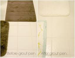Blue Hawk Antique White Vinyl Tile Grout by Easy Mini Bathroom Reno U2013