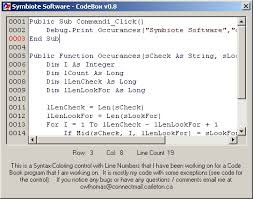 Visual Basic Vb VbscriptFree Source Code For The Taking Over Five Million Lines Of Programs