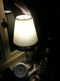 Floor Lamps Ikea Singapore by Make A Bohemian Chic Table Lamp Using Ikea Arstid Table Lamp 3 Steps