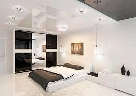 Impressive Inspirational Modern Gray And White Bedroom Interior Decoration Idea