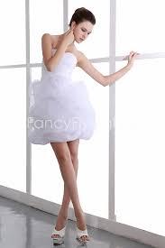 Cute Strapless Sweetheart Mini Graduation Dress For 8th Grade