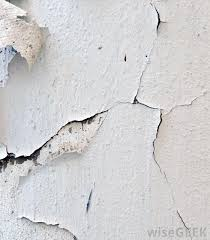 what causes ceiling cracks with pictures
