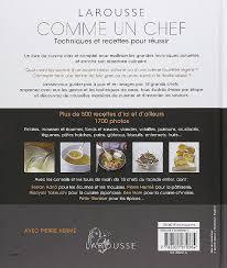 cours de cuisine ferrandi cuisiner comme un chef recettes le grand cours de cuisine