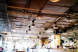 100 Exposed Ceiling Design Creative Ideas For Pipes Futurist Architecture