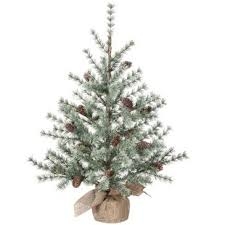275 Green White Pine Trees Artificial Christmas Tree With Stand