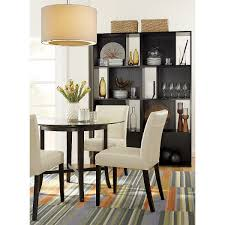 Crate And Barrel Dining Table Chairs by Lowe Ivory Leather Dining Chair Crate And Barrel