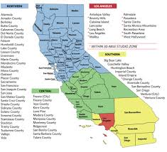 CFC CA County Map Picture Gallery For Website California State With Cities And
