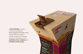 Coffee Powder Can Be Stored In The Same Container Eliminating Use Of Another Shape Packaging Also Aids Ease Pouring