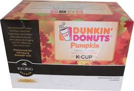 Dunkin Donuts Pumpkin Spice 2017 by Amazon Com Dunkin Donuts K Cups Pumpkin Flavor 24 Count By