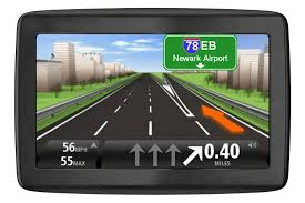 100 Best Trucking Gps TomTom VIA 1505M 5Inch Portable GPS Navigator