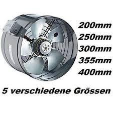 350mm turbo axial rohrventilator rohrlüfter ventilator rohr