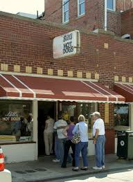 Bill s Hot Dogs Washington NC A very popular spot
