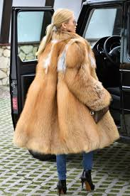 50 best Fur Red Fox Fur Coat images on Pinterest