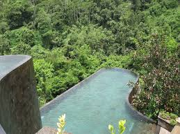 100 Hanging Gardens Bali Ubud Pool Mapionet