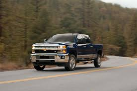 100 Three Quarter Ton Truck 2015 Chevrolet Silverado 2500HD LTZ First Test MotorTrend