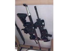 RedRock 4x4 Quick-Draw Overhead Gun Rack For Tactical Weapons (87-17 ... Overhead Gun Rack For Your Truck By Rugged Gear Review Youtube Apex Adjustable Steel Headache Discount Ramps Tactical Racks For Trucks Metal Best Hrx Series Federal Signal Redrock 4x4 Wrangler Quickdraw J1093 8718 Carrying Rifles In Cars Northwest Firearms Oregon Washington Great Day Centerlok Chevy Colorado Gmc Canyon Or Suv Bench Seat Dual Weapon Model 1 Qd800 30h X 9w 7d A Franken Gun