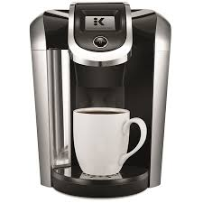 Keurig K425 Single Serve K Cup Pod Coffee Maker With 12oz Brew Size
